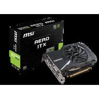 MSI - Carte Graphique GeForce GTX 1060 AERO ITX 6G OC DDR5