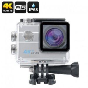 auto hightech camera sport 4k wi fi 173 degr 1 4 pouce capteur cmos de sony 16mp hdmi pas. Black Bedroom Furniture Sets. Home Design Ideas