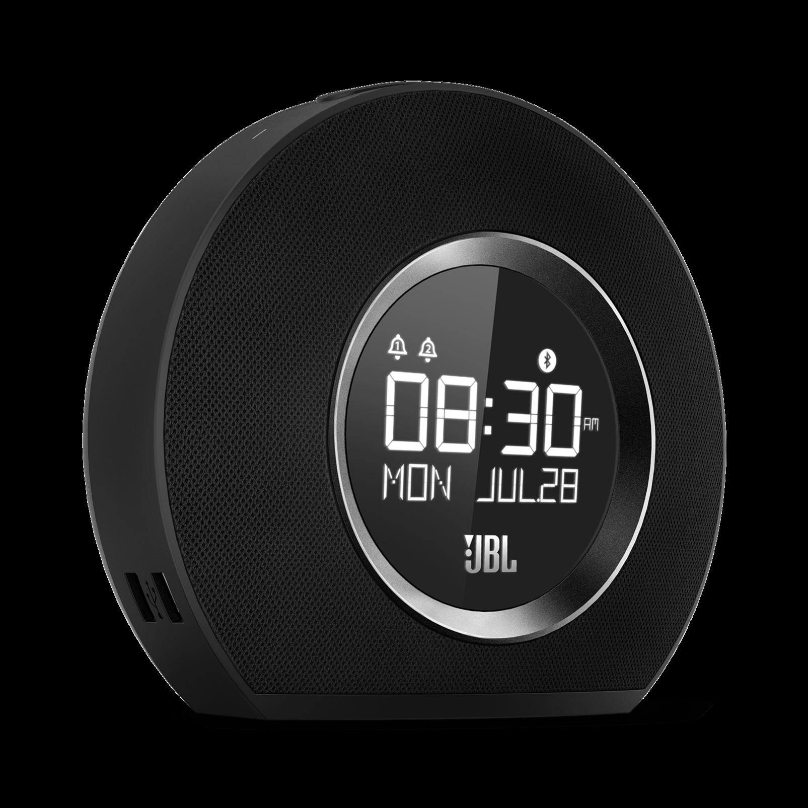JBL Radio-réveil Horizon - Noir