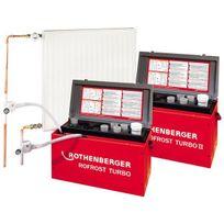 Rothenberger - Congélateur Rofrost® Turbo 1.1/4', Puissance frigorifique : -30 °C, Puissance 272 W, Dimensions L x l x H 550 x 255 x 315 mm, Poids : 24 kg