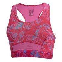 Gore Running Wear - Brassière Essential Print rose femme
