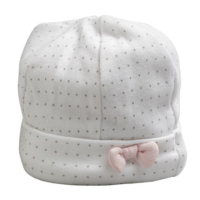 Sauthon - Bonnet bébé naissance - 1 mois Lilibelle - pas cher Achat   Vente  Casquettes, bonnets, chapeaux - RueDuCommerce 82b36da5a96