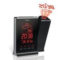 Oregon Scientific - réveil / station météo avec projection de jour - bar339dp