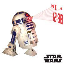 Kas Design - Star Wars - Reveil à Projection R2D2