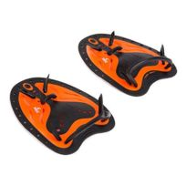 Jaked - Pelles de natation Evo noir orange