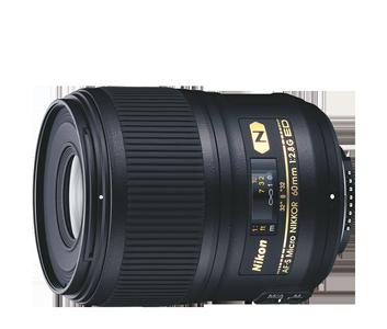 NIKON Objectif Macro 60mm f/2.8G ED
