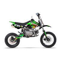 Probike - Moto Pit Bike 125 - Noir