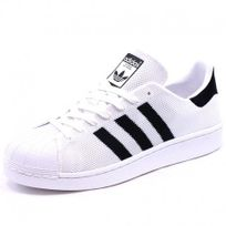 Adidas originals - Chaussures Superstar Blanc Homme Adidas