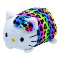 TY - Hello Kitty - Teeny Tys-Peluche Hello Kitty multicolore 8 cm