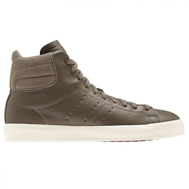 Adidas Sneakers Homme Match Play Mid Originals Khaki ecru