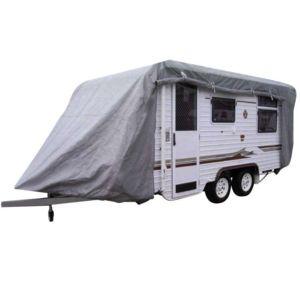 provence outillage housse protection pour caravane taille s a 4m 4x2 30x2 m 400cm x 200cm x. Black Bedroom Furniture Sets. Home Design Ideas