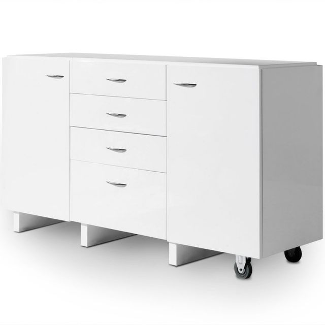Paris Prix Commode Extensible 4 Tiroirs