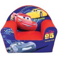 Jemini - Fauteuil Club Piston Cup Cars Disney Bleu