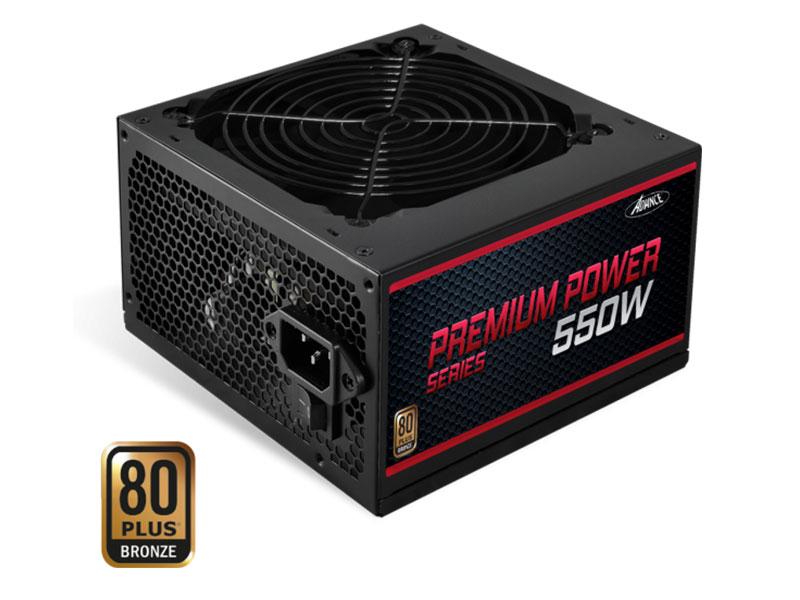 Alimentation Premium Power 550W - 80+ Bronze
