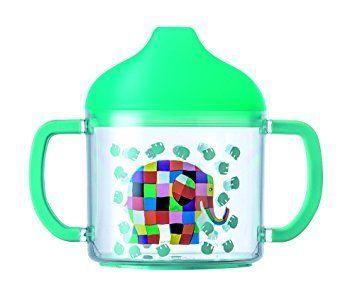 Petit Jour Paris Tasse en Tritan Elmer multicolore