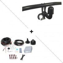 Bosal Oris - Attelage Fiat 500L y compris Living 10/12 Col de cygne + faisceau universel 7 broches + boitier électronique - A partir d'Octobre 2012