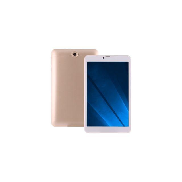 Auto-hightech Tablette, appel 4G, 8 pouces, 1Go+16Go, Android 6.0, Quad Core Cortex-A53 , réseau : 4G, prise en charge de l' Otg & Gps