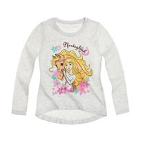 Barbie - Fille Tee-shirt manches longues
