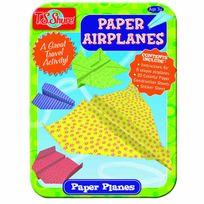 Mercier Toys - Mini Boîte de Création Avion en Papier