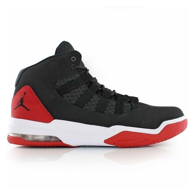 low priced 8ec6f 63a3e Jordan - Chaussure de Basket Jordan Max Aura Noir pour homme Pointure - 46