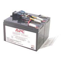 Apc - Replacement Battery Cartridge 48 - Batterie d'onduleur - 1 x Acide de plomb - pour P N: Dla750, Dla750I, Smt750, Smt750I, Smt750TW, Smt750US, Sua750, Sua750I, Sua750IX38