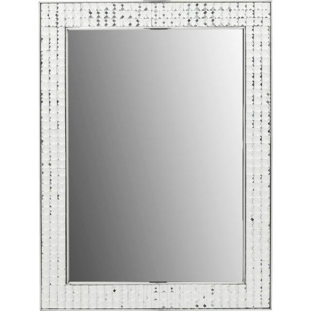 Karedesign Miroir Crystals chrome 80x60cm Kare Design