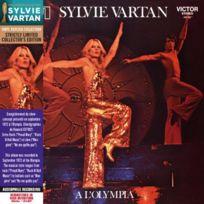 Vinyl Replica de Luxe - A L'OLYMPIA 1972 - Paper Sleeve - Cd Vinyl Replica Deluxe - Cd