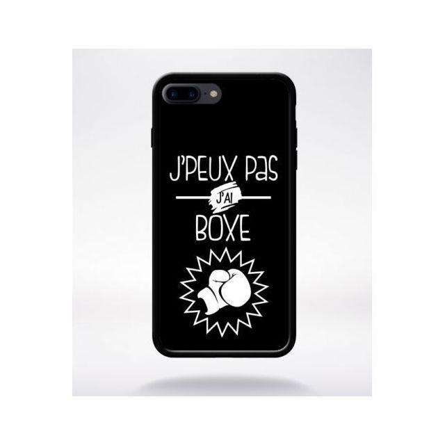 coque iphone 7 boxe