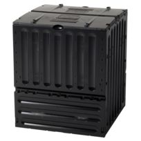 Garantia - Composteur Eco-King 400L Noir