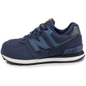 new balance kl574 bleu