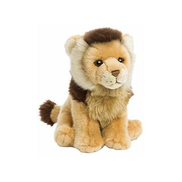 Wwf 15192039 - Peluche - Lion - 15 Cm