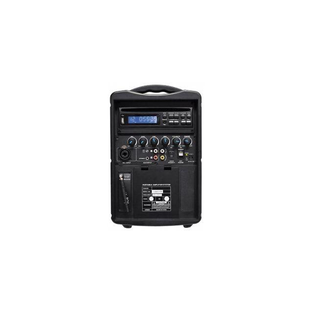 Bst Pwa30 Système de Sonorisation portable Noir