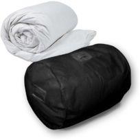 Hangerworld - Sac de rangement réspirant noir pour couettes et oreillers. ou pour utiliser comme sac à linge