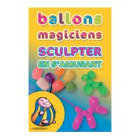 POTENTIER - 30 Ballons magicien - 303221