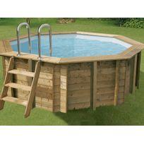 piscine bois 3m de diametre