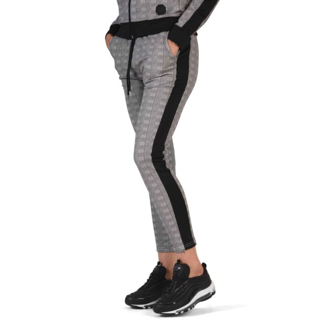 rencontrer de007 98fb9 Project X - Pantalon de jogging imprimé à carreaux Femme ...