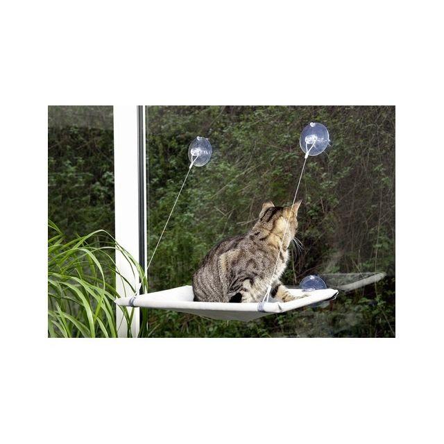 flamingo hamac chat pour fen tre pas cher achat. Black Bedroom Furniture Sets. Home Design Ideas