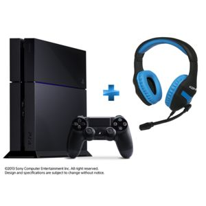 SONY - PlayStation 4 + KONIX - Kx Casque gaming Ps4