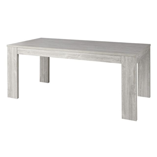 Altobuy Valonia - Table rectangulaire 160cm