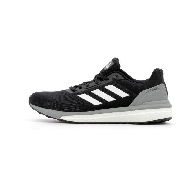 Adidas performance - Chaussures de running Adidas Performance Response St  Homme. Couleur   Noir b0f45c858