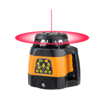GEO FENNEL GMBH - Laser rotatif GEOFENNEL FL240HV + Trepied + Mire alu - 244020-S01