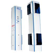 FIRST INNOV - dsp80-f2 - totalement sans fil ! alarme périmétrique 2 bornes Prima Protect