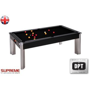 Dpt - Billard Pool Fusion 7ft Noir