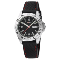 M+WATCH - Montre Homme AQUA STEEL - WBX.36320.RB