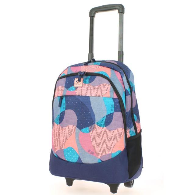 Rip curl sac à roulettes camo wheely proschool