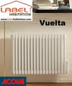 acova radiateur fluide caloporteur lectrique vuelta 1000w horizontal pas cher achat. Black Bedroom Furniture Sets. Home Design Ideas