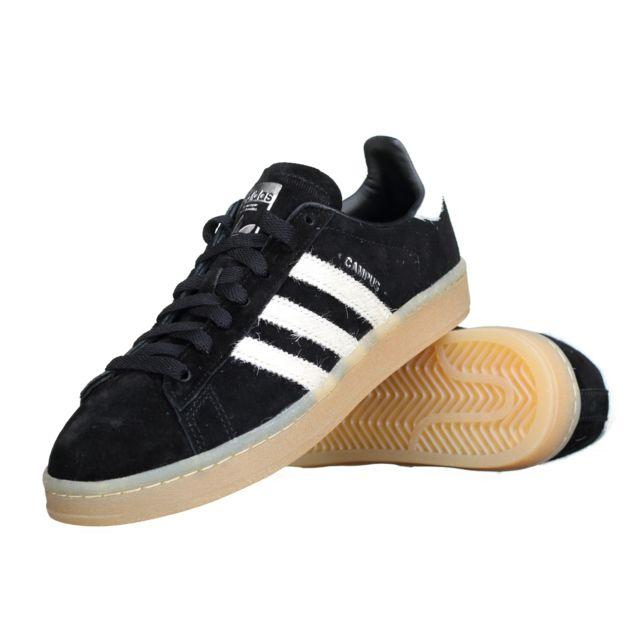 Adidas Basket Campus Bz70071 Noir pas cher Achat Vente
