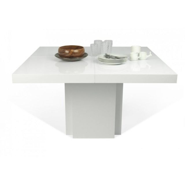 Inside 75 TemaHome table repas Dusk 130 x 130 cm