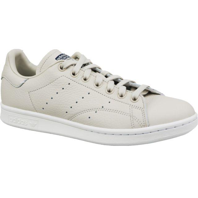 Adidas - Stan Smith Bd7449 Beige - pas cher Achat / Vente ...