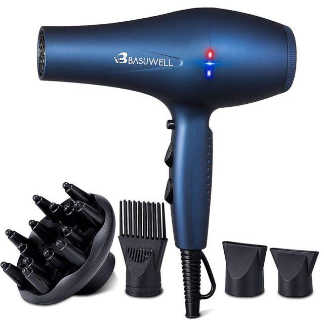 Divers Sèche Cheveux Professionnel 2100W, Salon Sèche